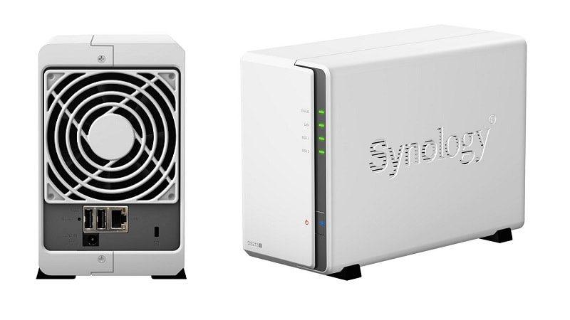 Synology DiskStation DS213j