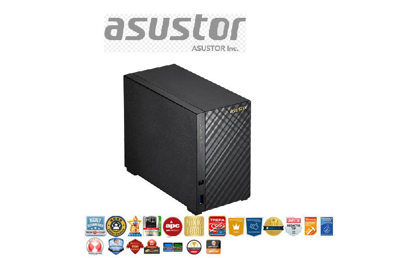 Asustor AS3102T ~4K Multimedia Playback