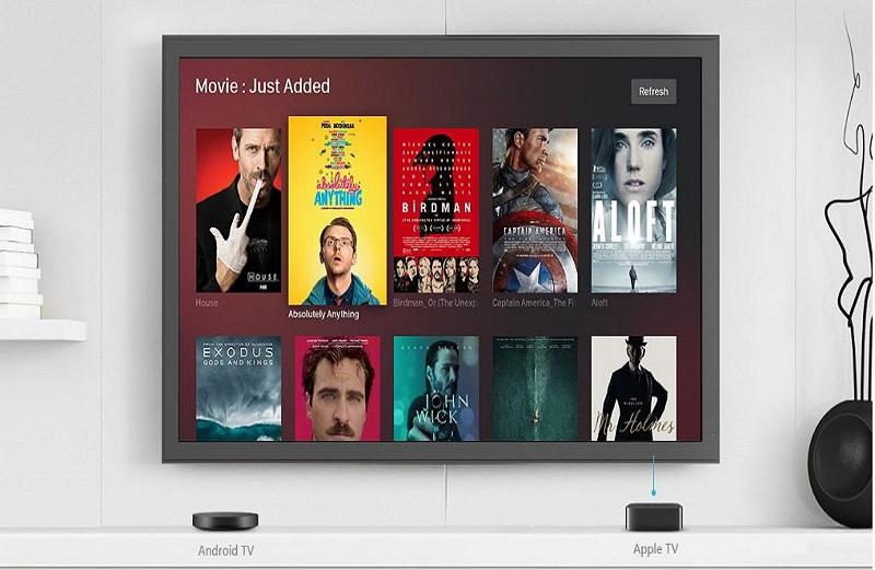 Smart App for smart TVs
