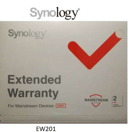 Synology EW201 – Two-year warranty extension