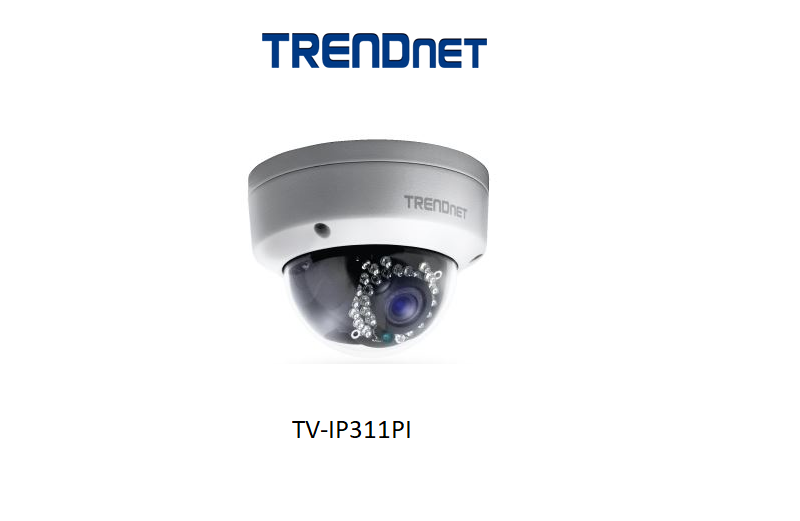 TRENDnet TV-IP311PI 3MP IPCAM
