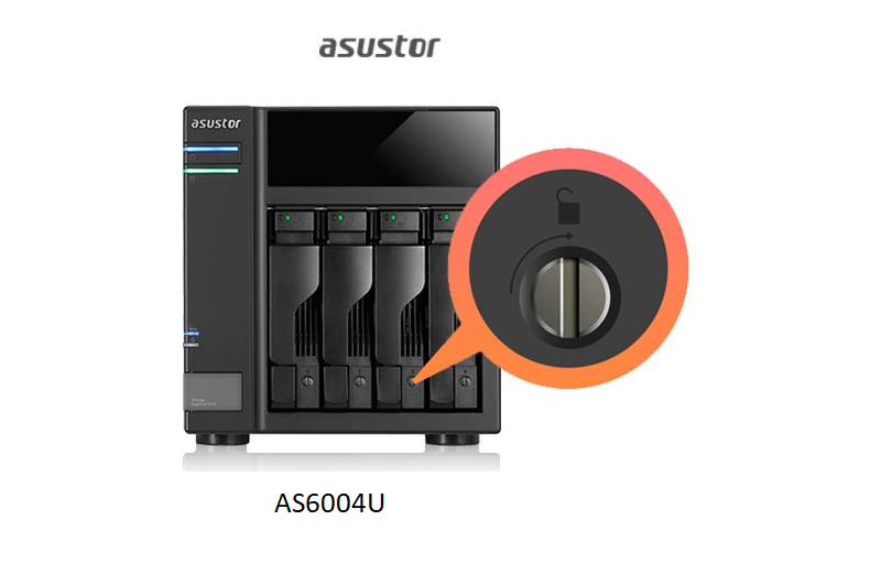 Asustor AS6004U NAS Storage Capacity Expander