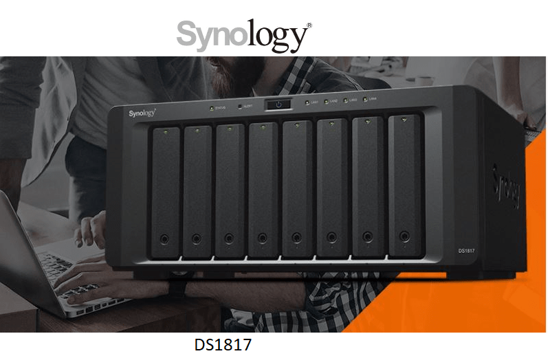 Synology® Introduces DiskStation DS1517 and DS1817