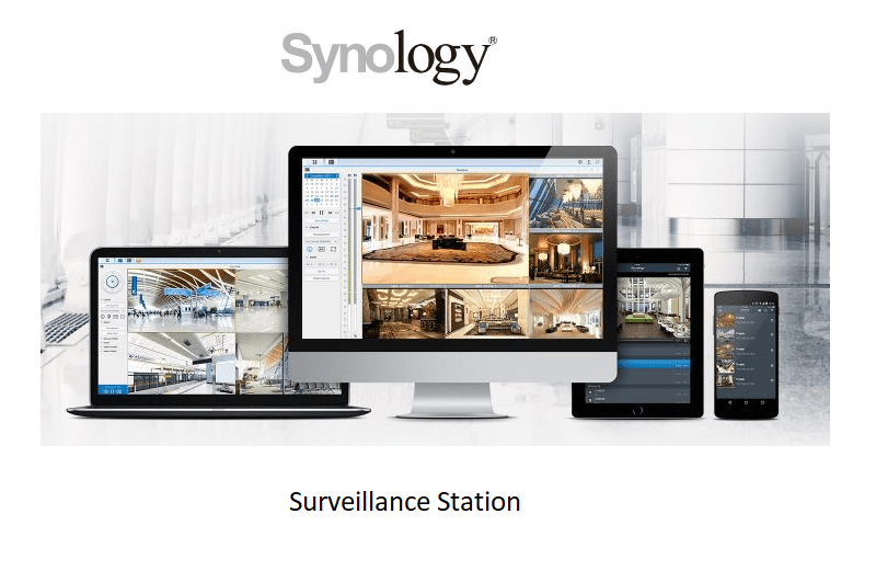 Synology Surveillance Station 8.1