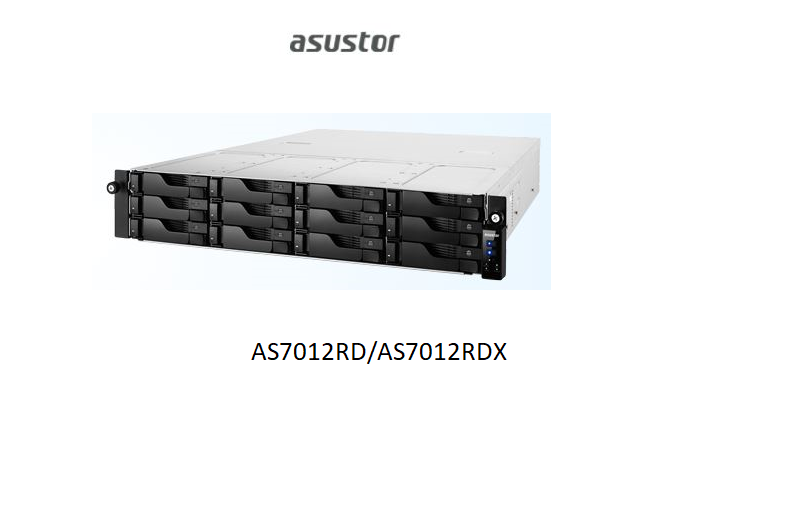 Asustor AS7012RD / AS7012RDX
