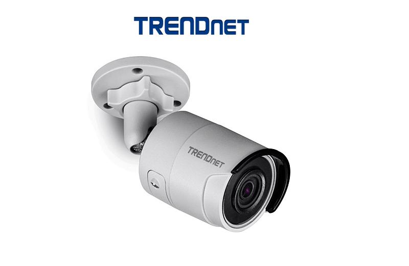 TRENDnet TV-IP316PI  5MP H.265 WDR PoE IR Bullet IPCAM