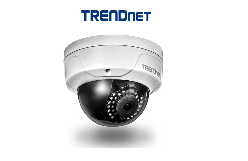 TRENDnet TV-IP315PI 4MP PoE Dome IPCAM
