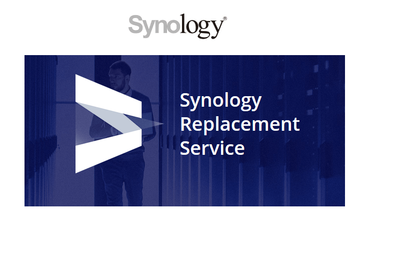 Synology offer Synology Replacement Service  for Malaysia