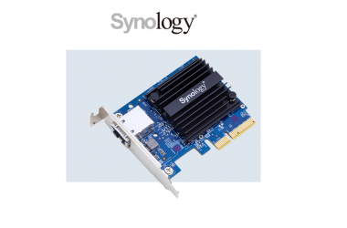 Synology E10G18-T1 Single-port, high-speed 10GBASE-T